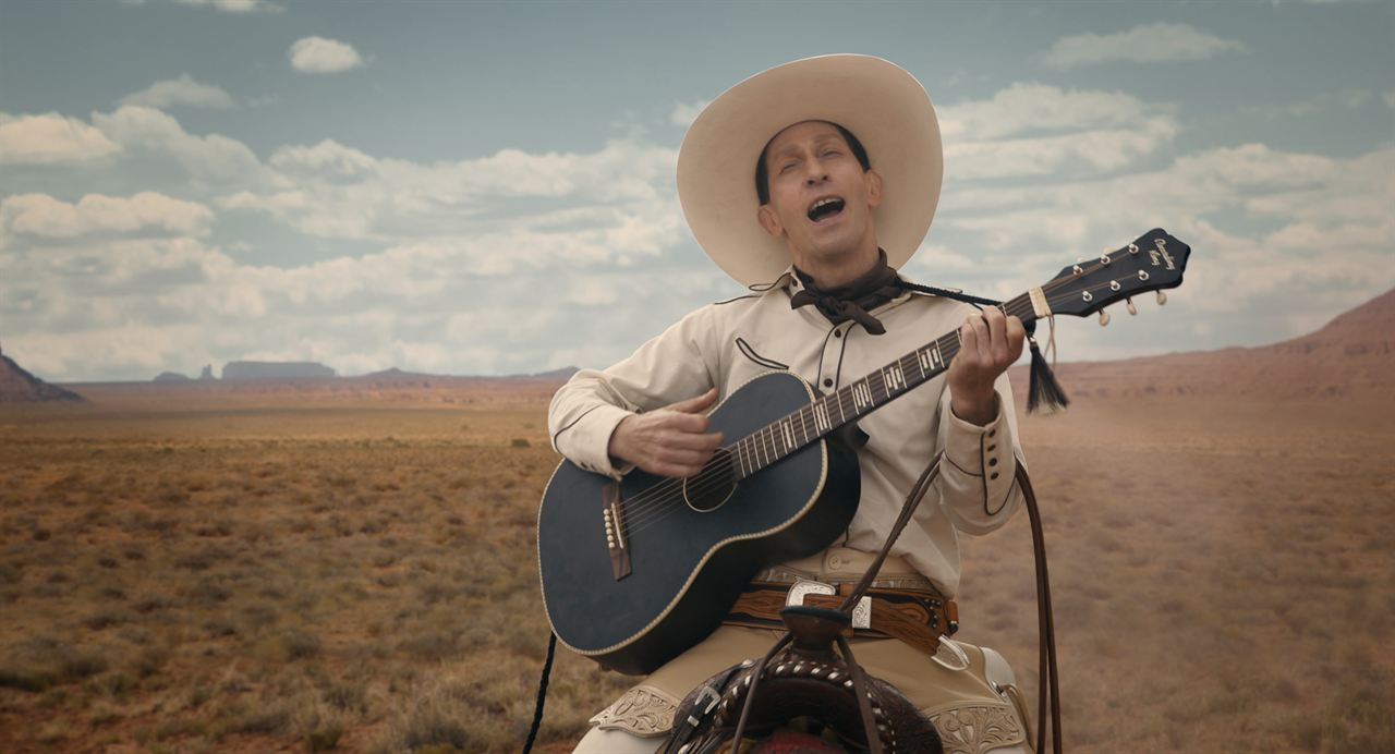 The Ballad of Buster Scruggs : Fotograf