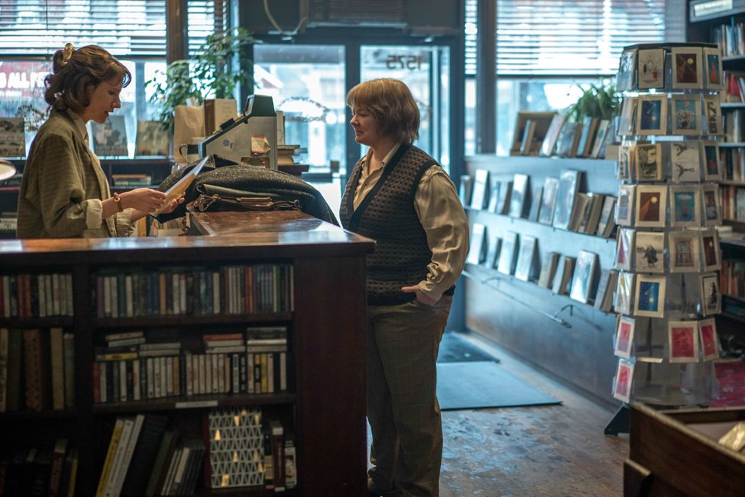 Can You Ever Forgive Me? : Fotograf Dolly Wells, Melissa McCarthy