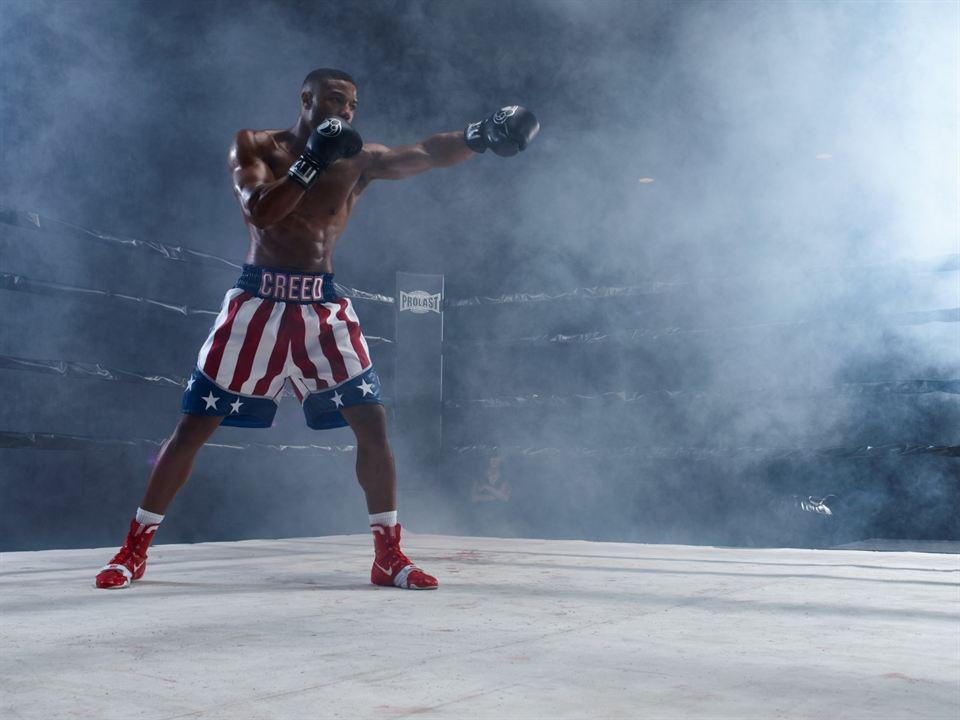 Creed II: Efsane Yükseliyor : Fotograf Michael B. Jordan