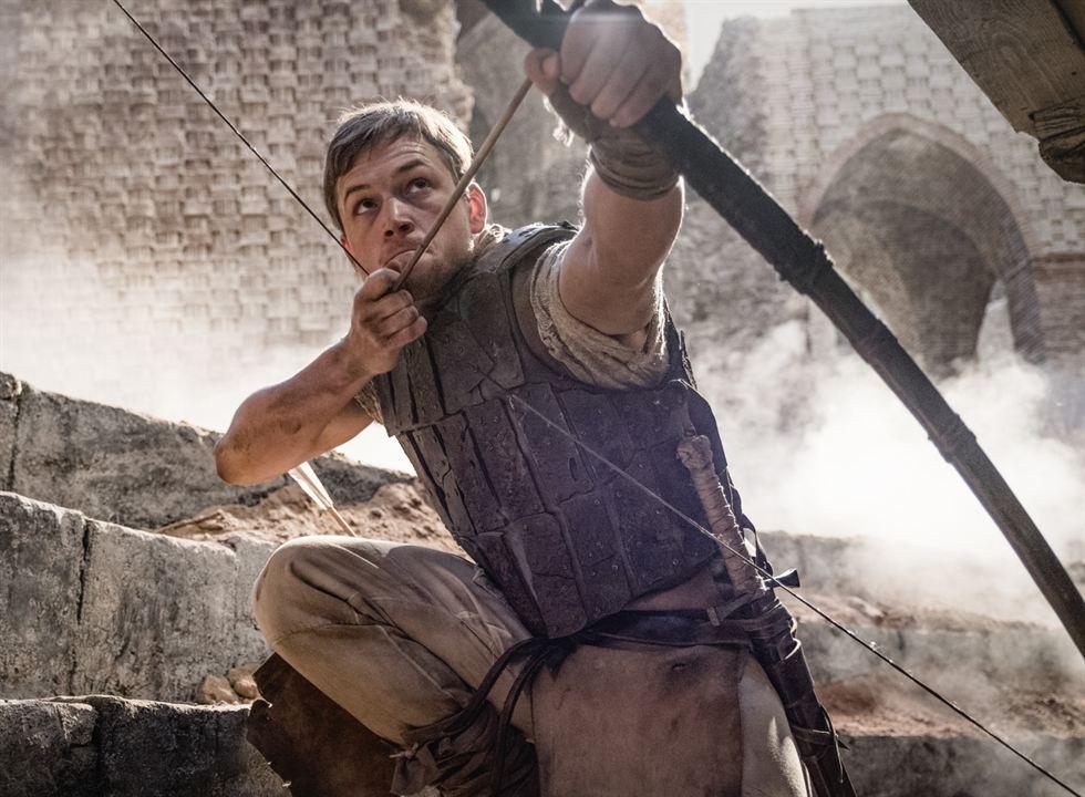 Robin Hood : Fotograf Taron Egerton