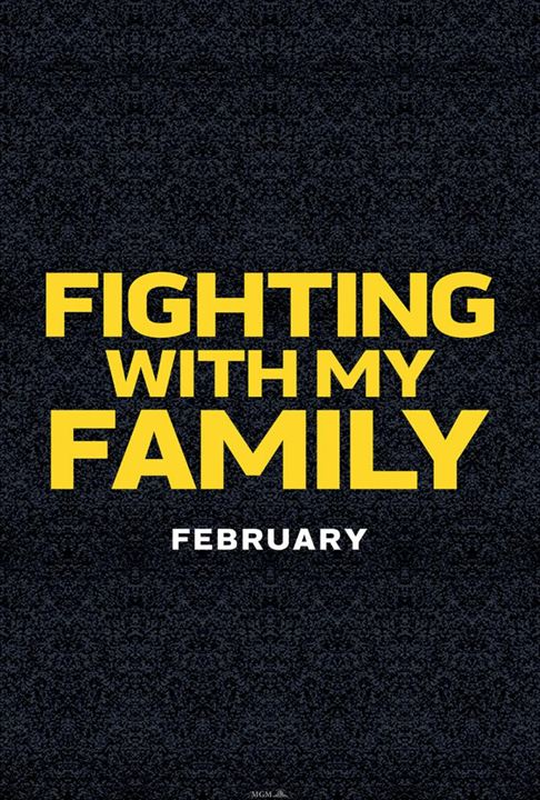 Fighting With My Family : Afis