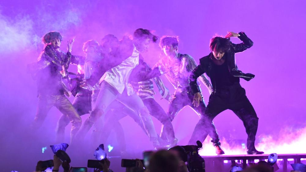 Burn the Stage: The Movie : Fotograf