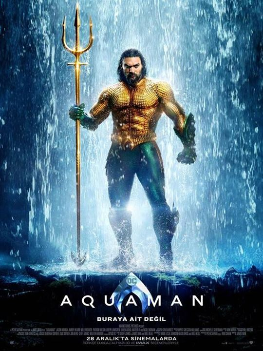 Aquaman : Afis