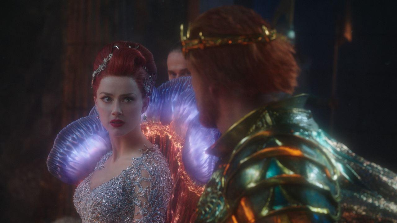 Aquaman : Fotograf Amber Heard