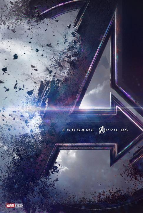 Avengers: Endgame : Afis