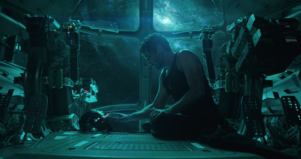 Avengers: Endgame : Fotograf Robert Downey Jr.