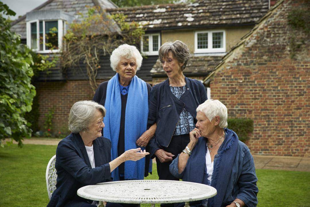 Fotograf Eileen Atkins, Joan Plowright, Judi Dench, Maggie Smith