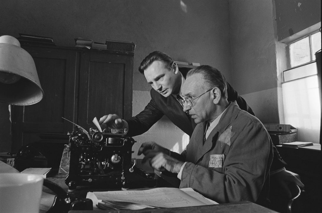 Schindler'in Listesi : Fotograf Ben Kingsley, Liam Neeson