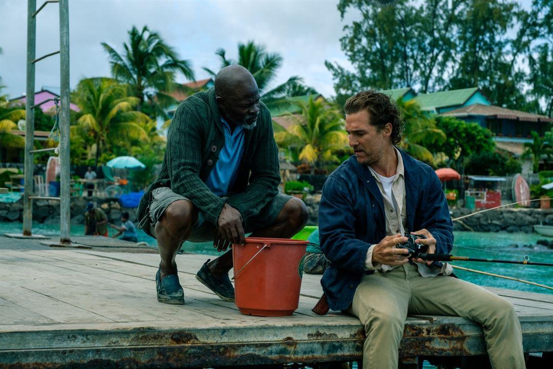 Serenity : Fotograf Djimon Hounsou, Matthew McConaughey