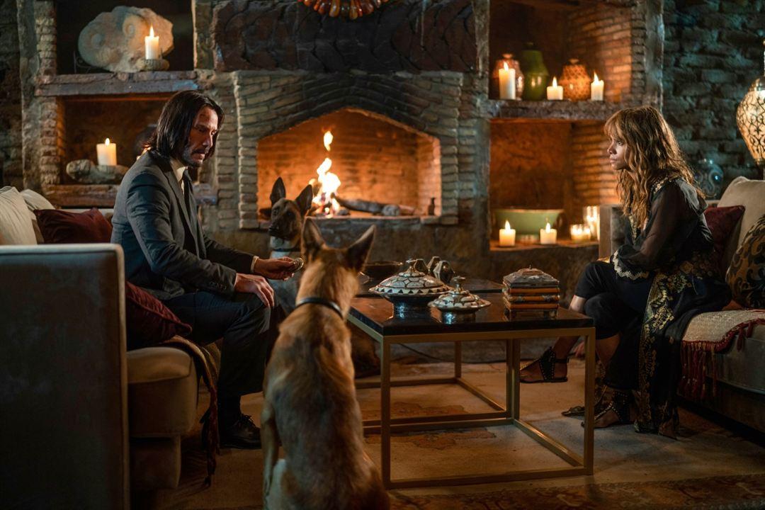 John Wick: Chapter 3 - Parabellum : Fotograf Halle Berry, Keanu Reeves