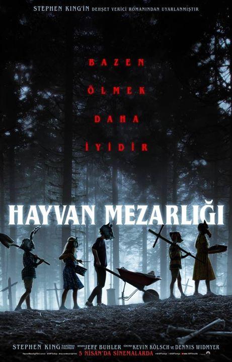 Hayvan Mezarligi : Afis