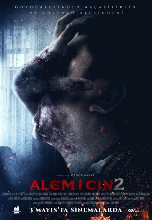 Alem-i Cin 2 : Afis