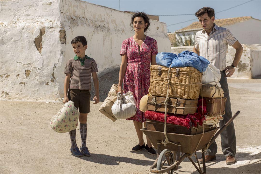 Acı ve Zafer: Penélope Cruz, César Vicente, Asier Flores
