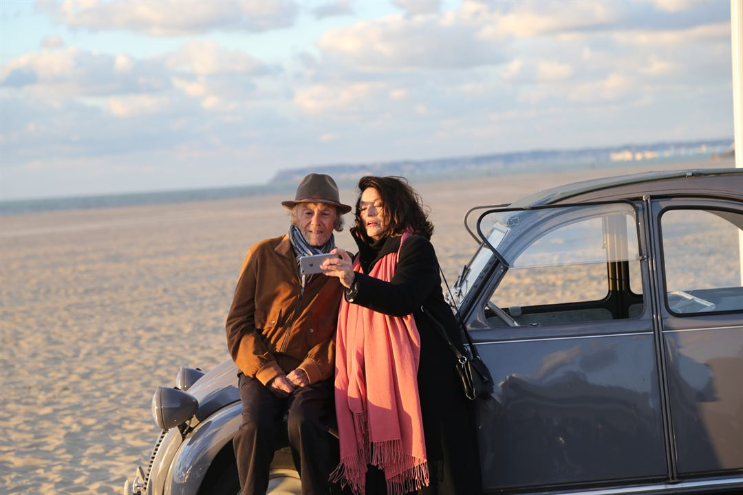 Les Plus belles années d'une vie : Fotograf Anouk Aimée, Jean-Louis Trintignant