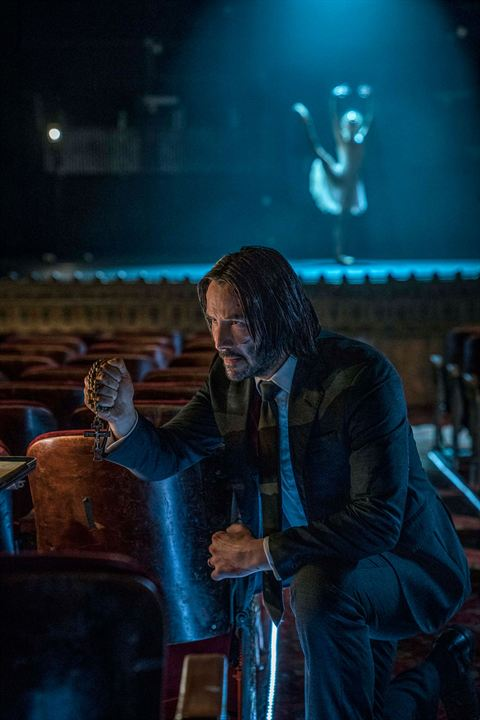John Wick: Chapter 3 - Parabellum : Fotograf Keanu Reeves