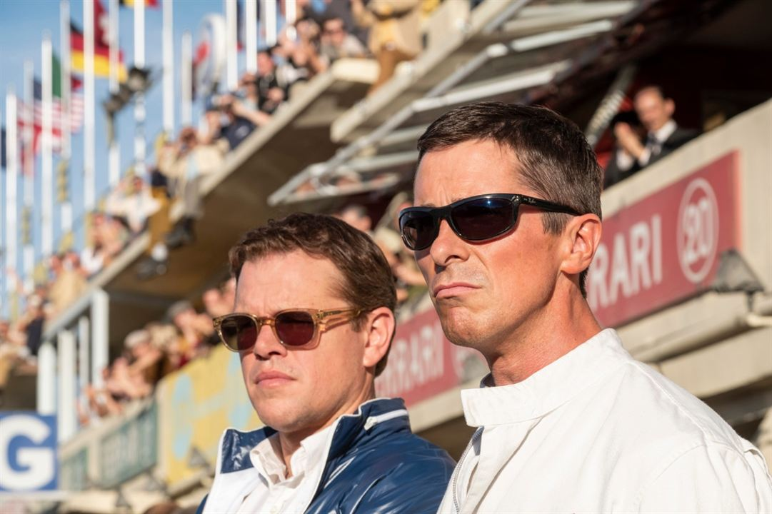 Asfaltin Krallari : Fotograf Christian Bale, Matt Damon