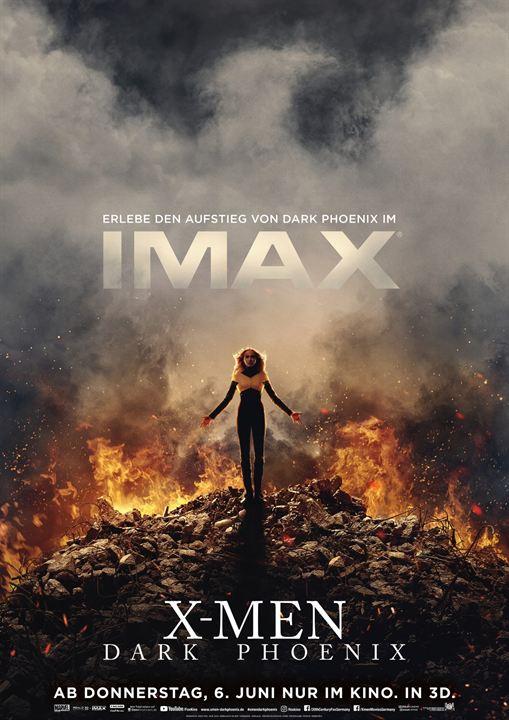 X-Men : Dark Phoenix : Afis