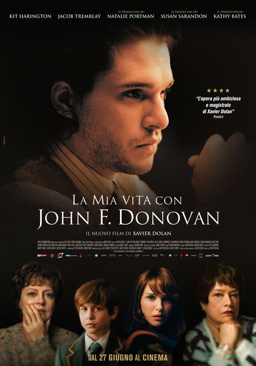 The Death and Life of John F. Donovan : Afis