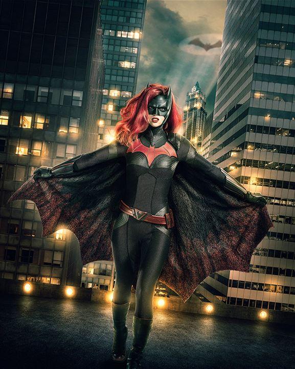 Batwoman : Fotograf