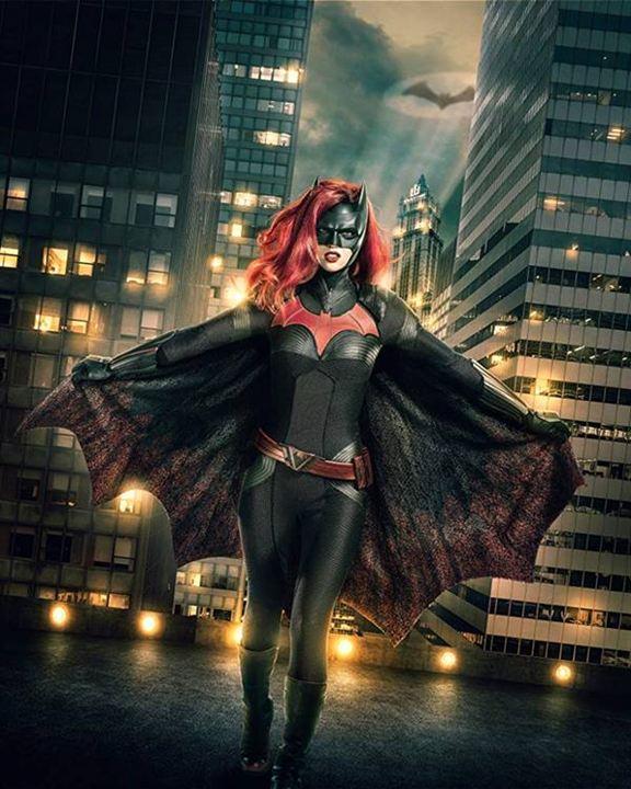 Batwoman : Afis