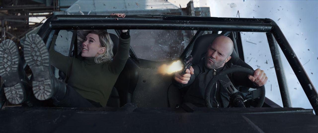 Hizli ve Öfkeli: Hobbs ve Shaw : Fotograf Jason Statham, Vanessa Kirby