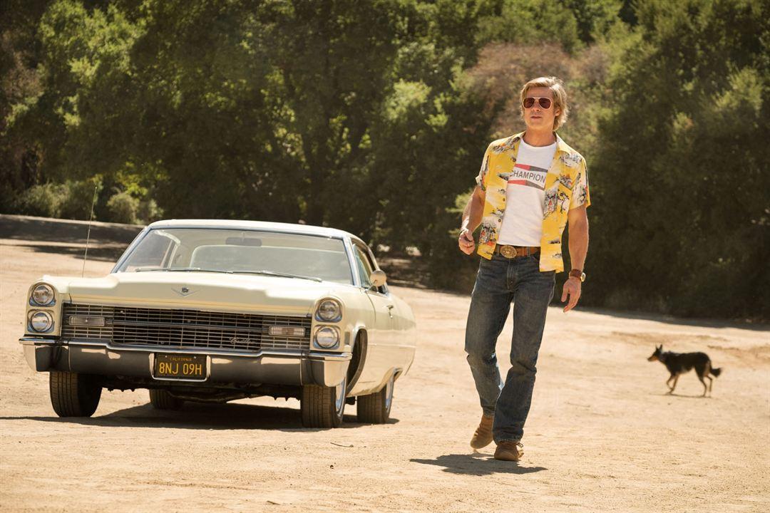 Bir Zamanlar... Hollywood'da : Fotograf Brad Pitt