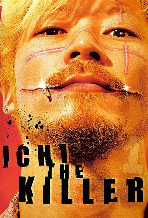 Ichi The Killer : Afis