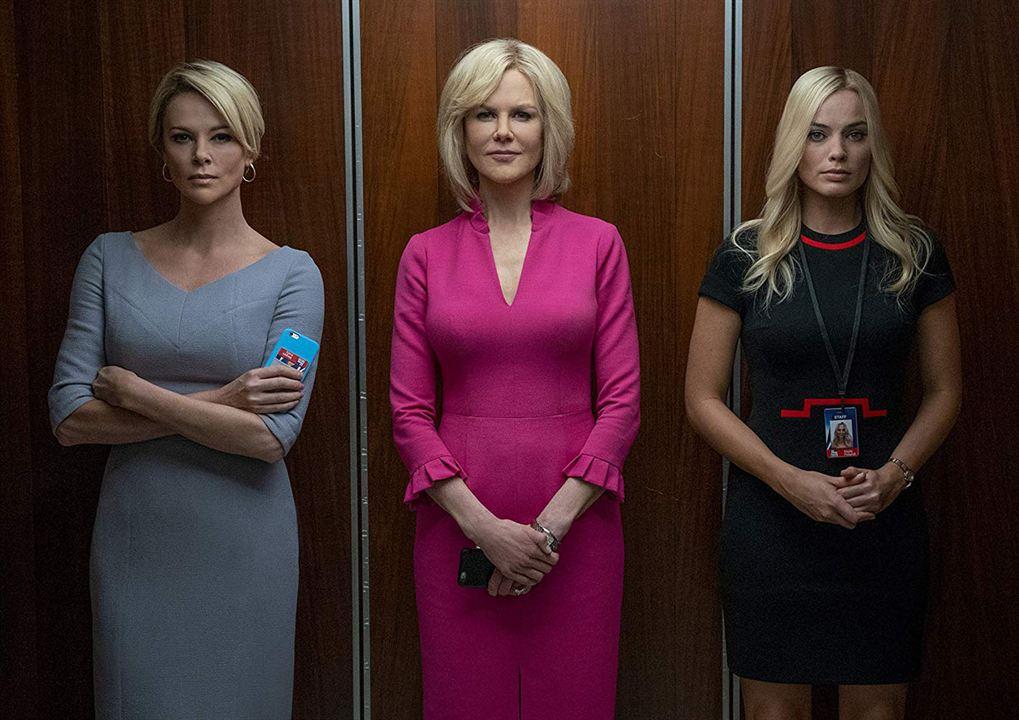 Bombshell : Fotograf Charlize Theron, Margot Robbie, Nicole Kidman