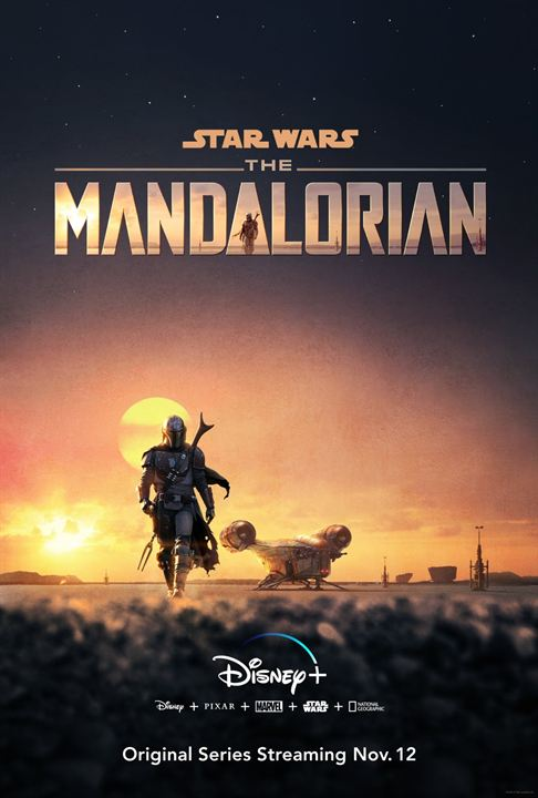 The Mandalorian : Afis