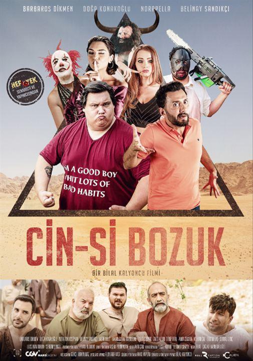 Cin-si Bozuk : Afis