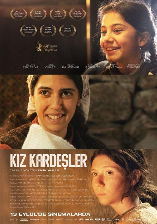 Kiz Kardesler : Afis