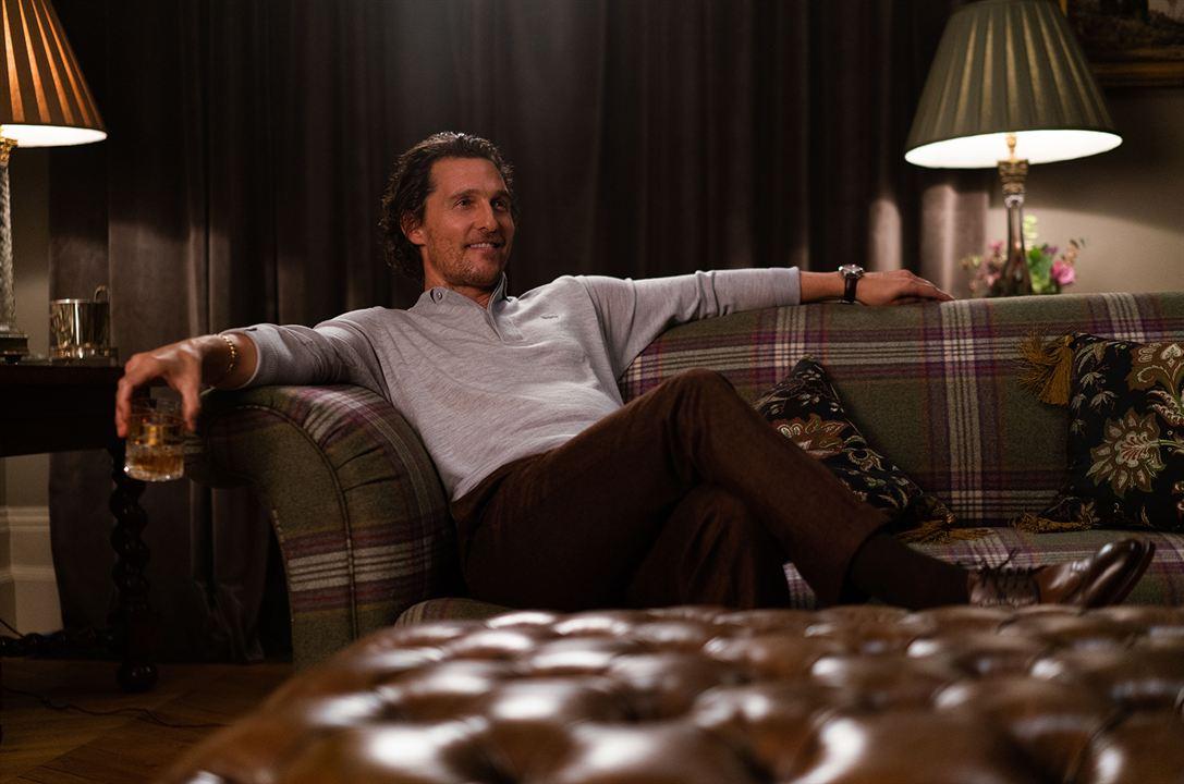 The Gentlemen : Fotograf Matthew McConaughey