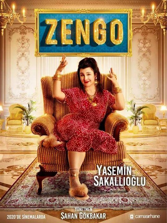 Zengo : Afis