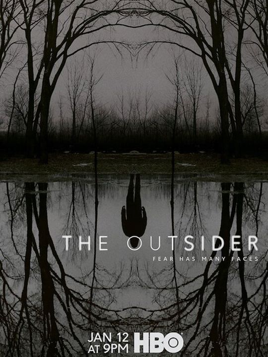 The Outsider : Afis