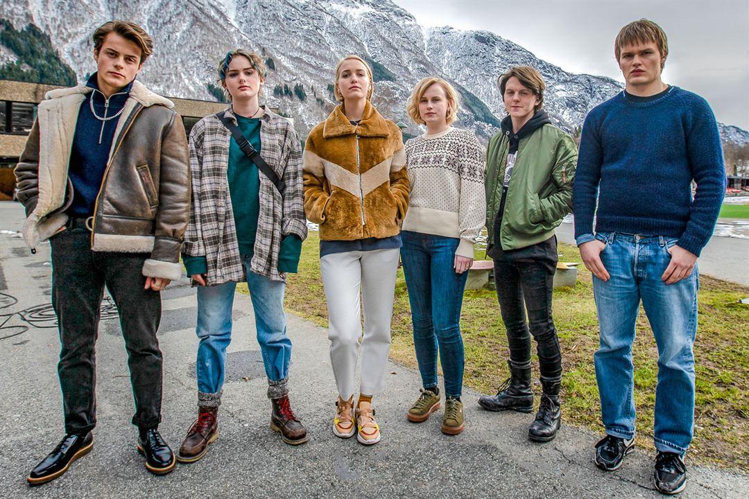 Fotograf David Stakston, Emma Bones, Herman Tømmeraas, Jonas Strand Gravli, Theresa Frostad Eggesbø