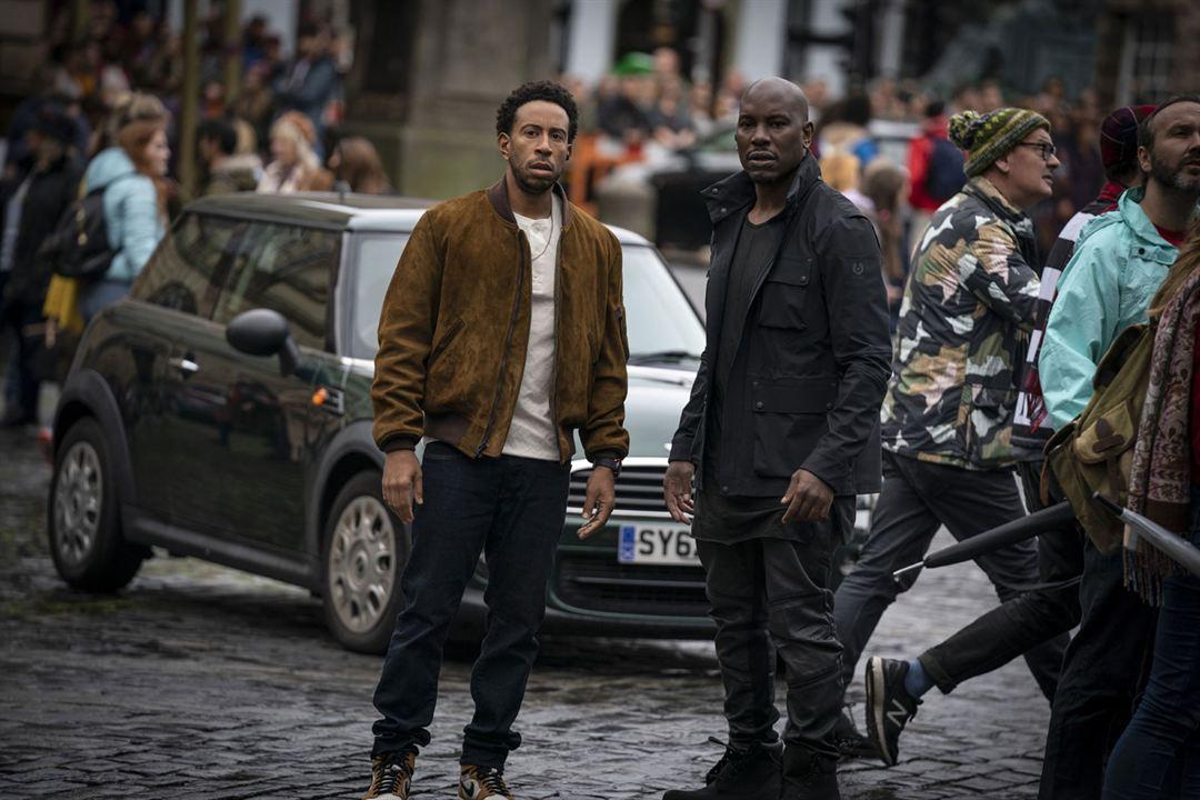 Hizli ve Öfkeli 9 : Fotograf Ludacris, Tyrese Gibson