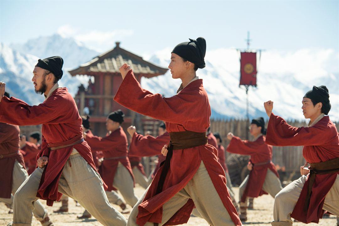 Mulan : Fotograf Yifei Liu