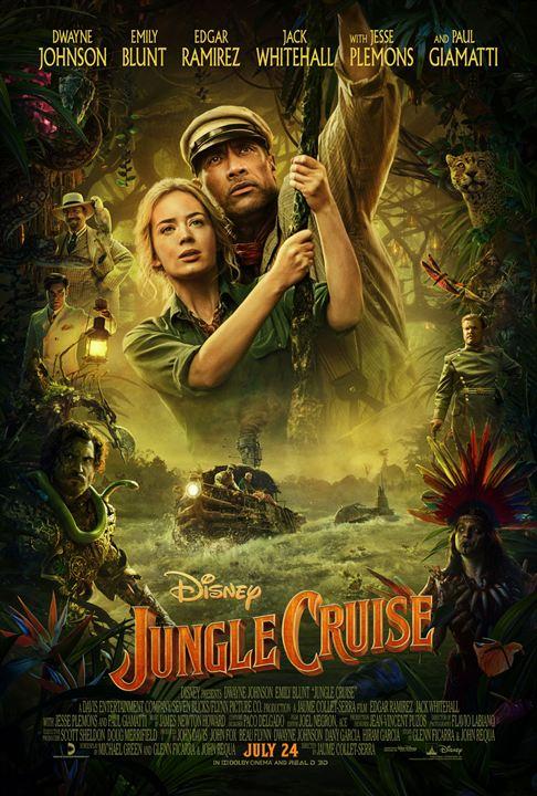 Jungle Cruise : Afis