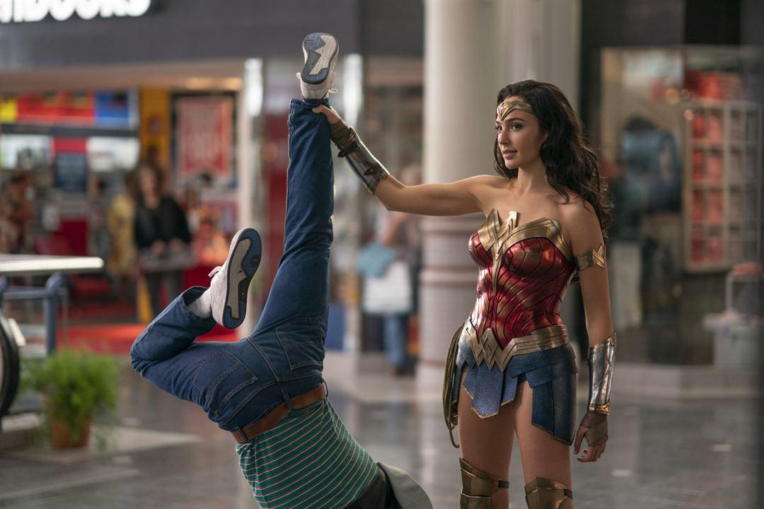 Wonder Woman 1984 : Fotograf Gal Gadot