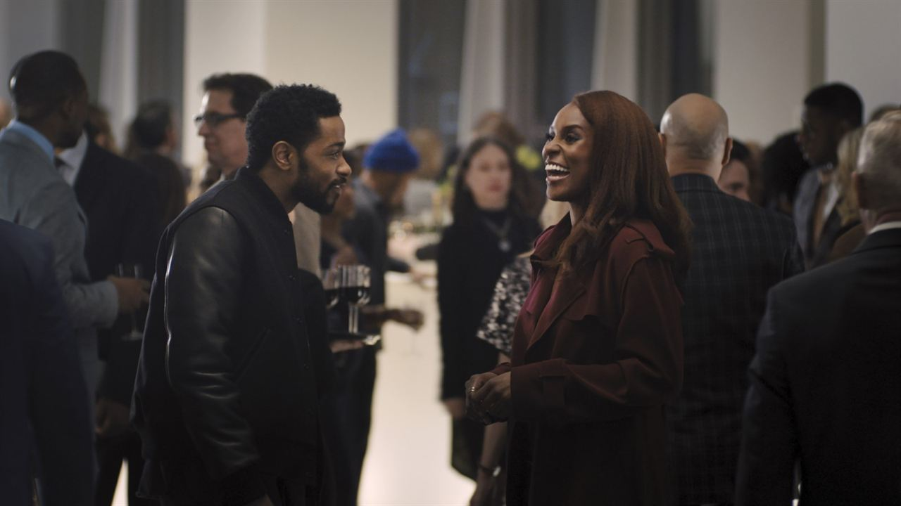 The Photograph : Fotograf Issa Rae, Lakeith Stanfield