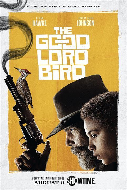 The Good Lord Bird : Afis
