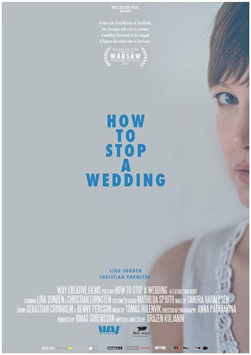 Hur man stoppar ett bröllop : Afis