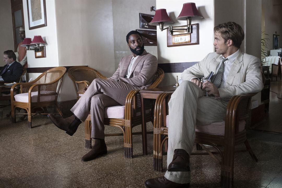 Tenet : Fotograf John David Washington, Robert Pattinson