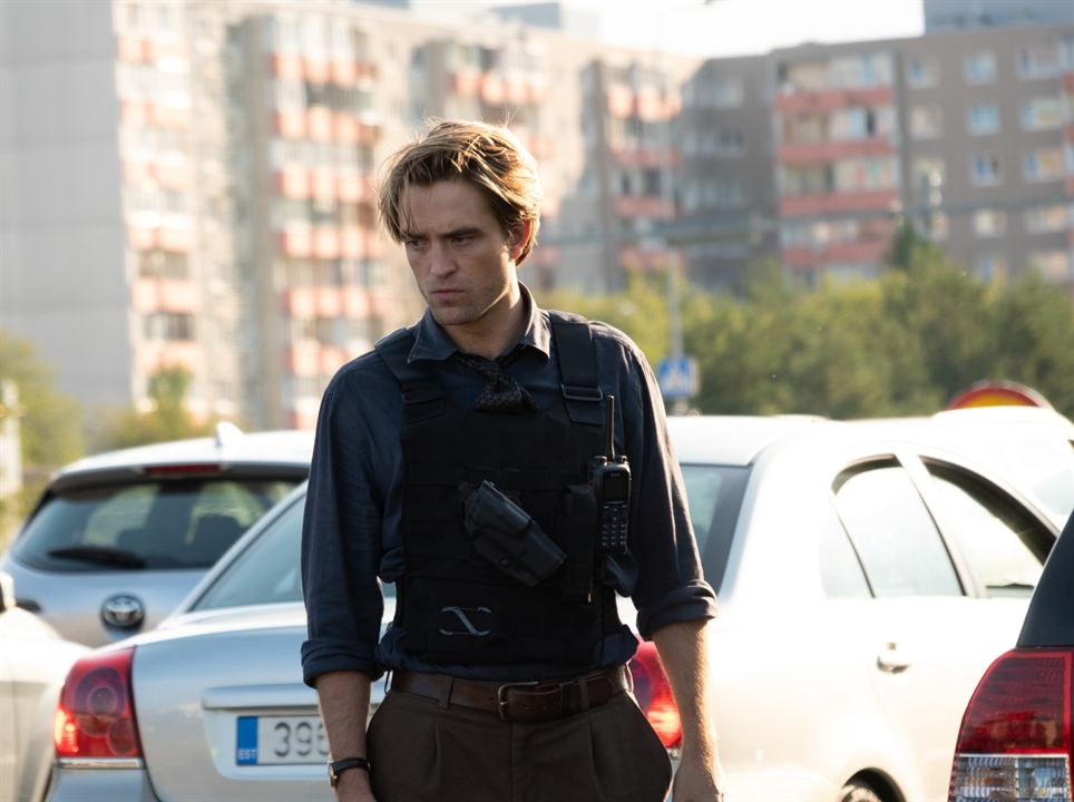 Tenet : Fotograf Robert Pattinson