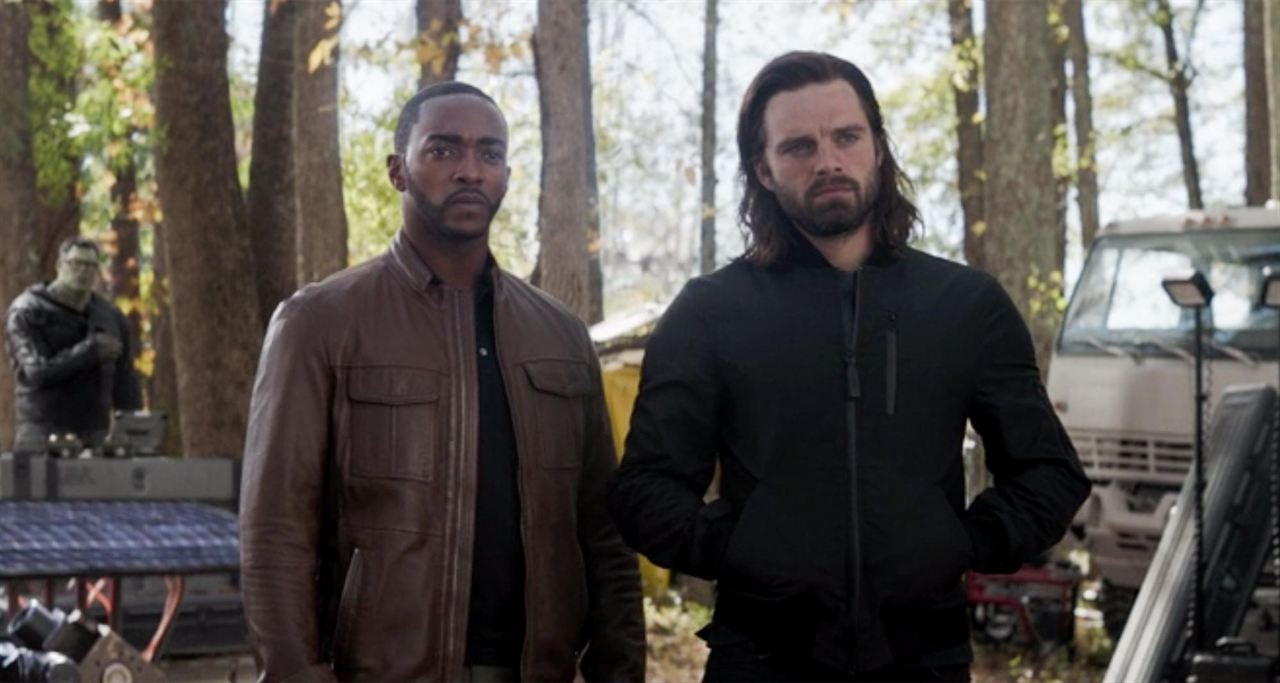 The Falcon and the Winter Soldier : Fotograf