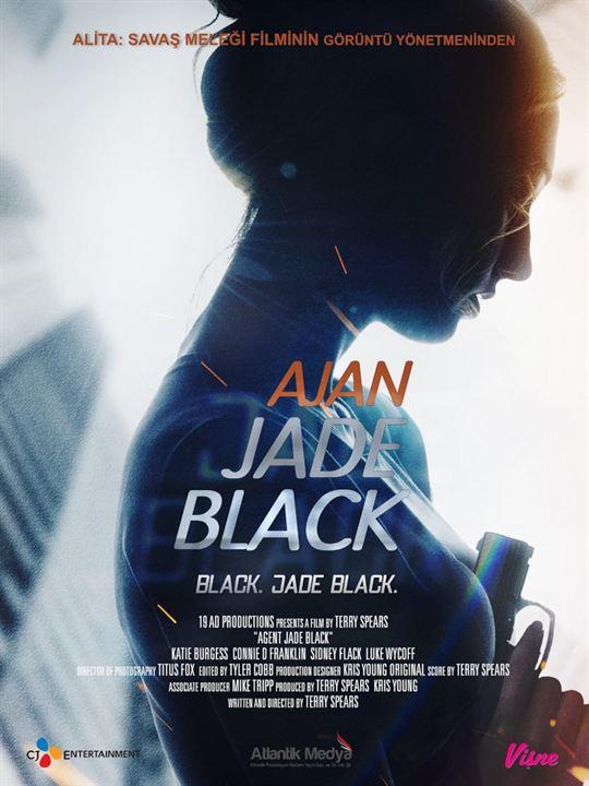 Ajan Jade Black : Afis