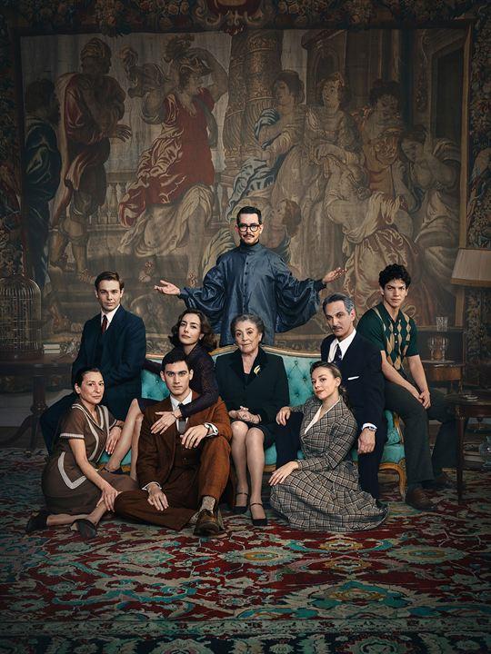 Fotograf Alejandro Speitzer, Carlos Cuevas, Carmen Maura, Cecilia Suárez, Ernesto Alterio