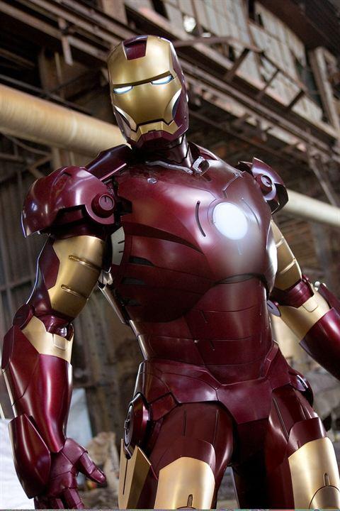 Iron Man : Fotograf