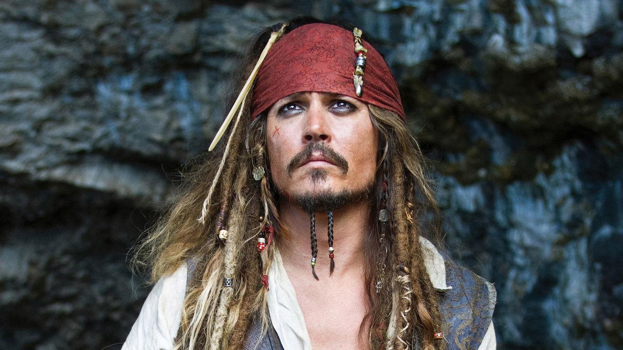 Karayip Korsanları: Gizemli Denizlerde: Johnny Depp