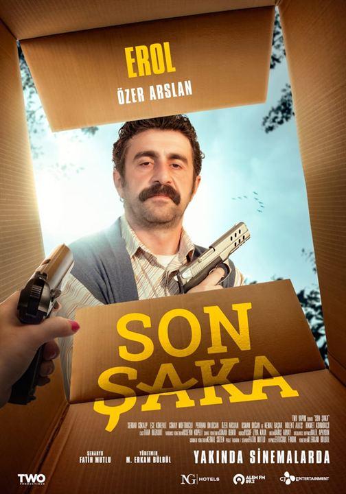 Son Saka : Afis